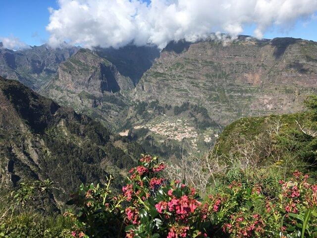 Apácák völgye Madeira