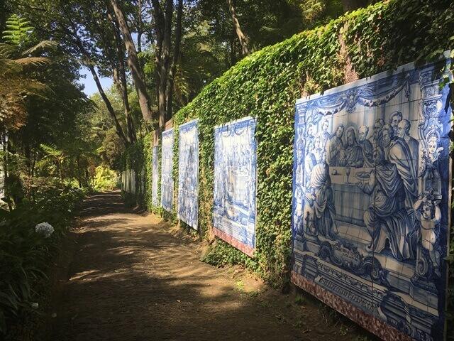Azulejo Madeira