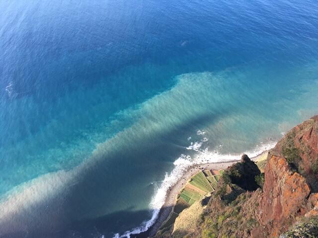 Cabo Girao Madeira látnivalók