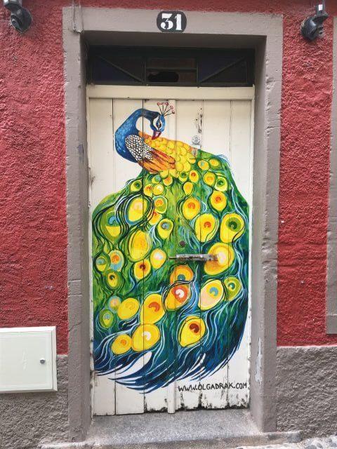 Funchal ajtók