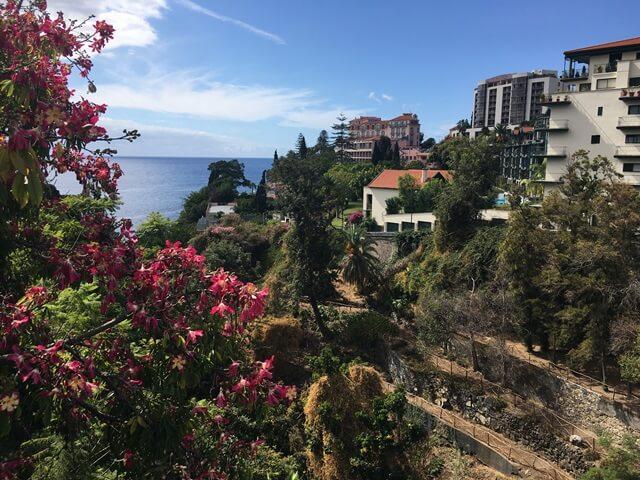 Funchal Madeira utazás