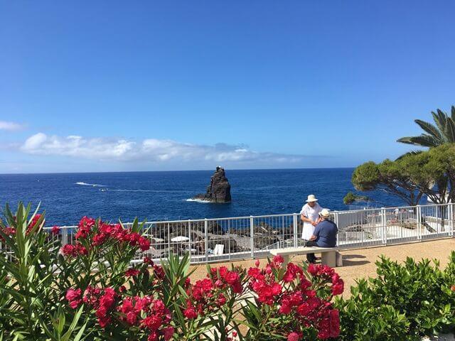 Funchal óceán