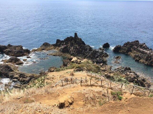 Funchal strand