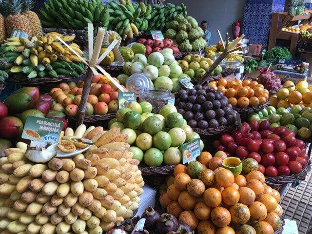 Madeira piac