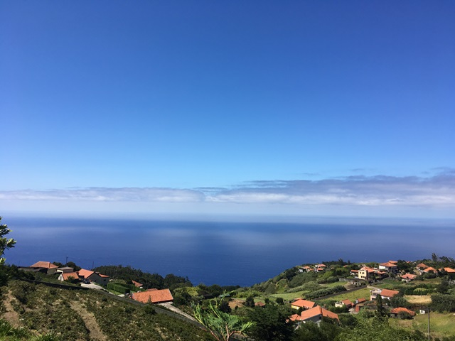 Madeira Ponta do Pargo
