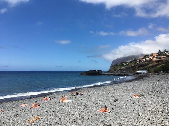 Madeira strandok