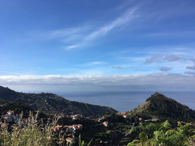 Madeira túra