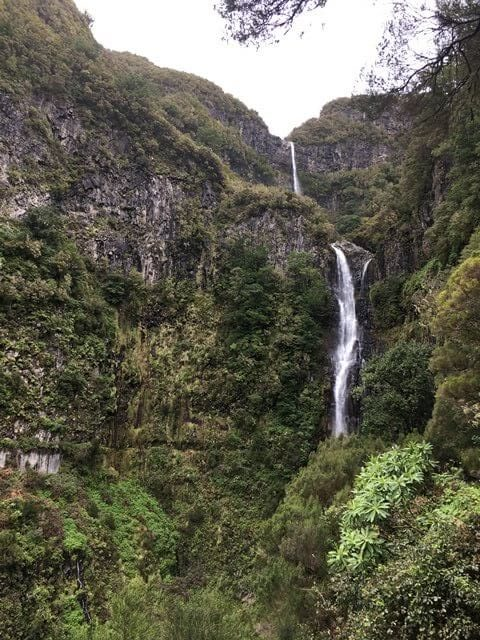 Madeira vízesés
