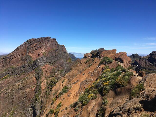Pico do Arieiro túra