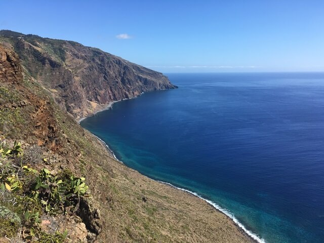 Ponta do Pargo Madeira