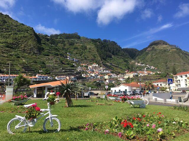 Porto Moniz látnivalók
