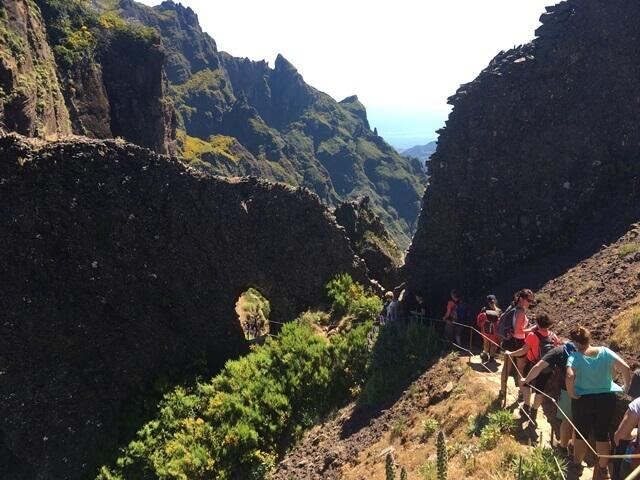 Túra Madeira