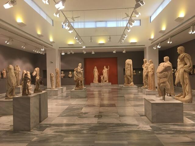 Heraklion-Régészeti Múzeum