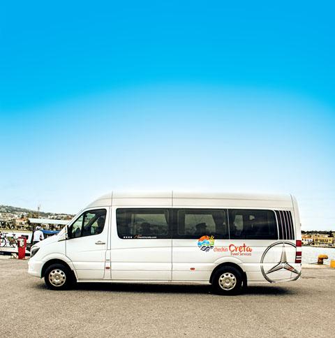 Minibusz Kréta