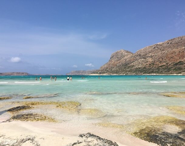 Balos-Kreta-strand