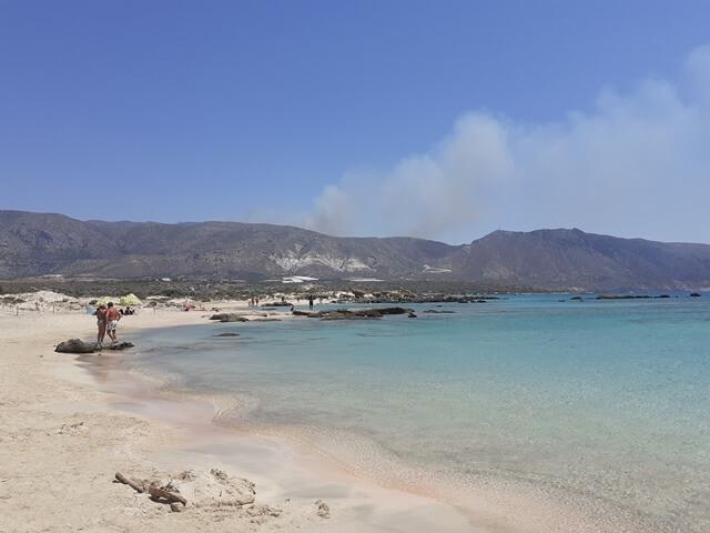 Elafonisi-Kreta-strand