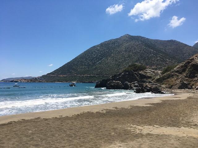 Varkotopos strand