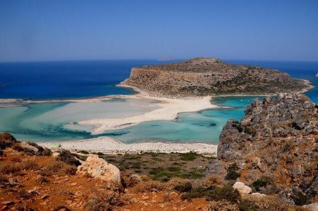 Kreta-Balos-strand