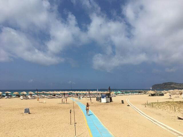 Kreta-Falasarna-Strand