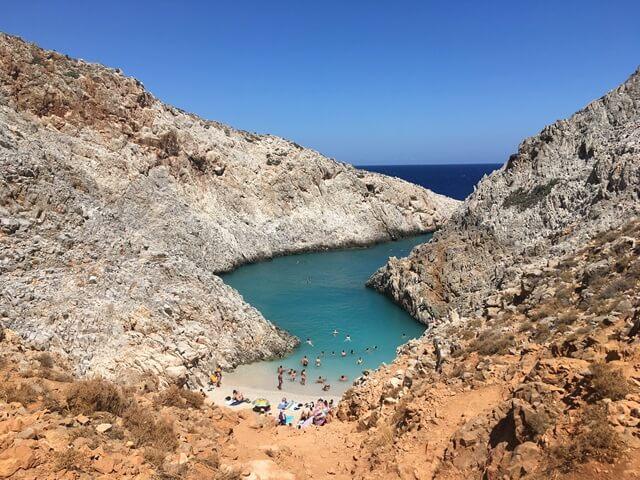 Kreta-strand-Seitan-Limani