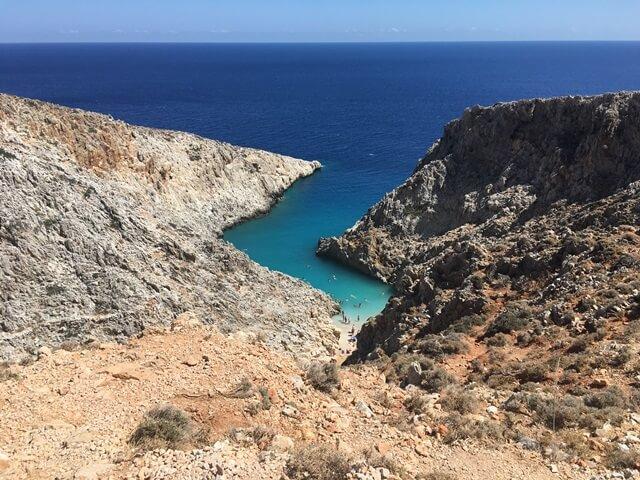 Seitan Limani-Kreta