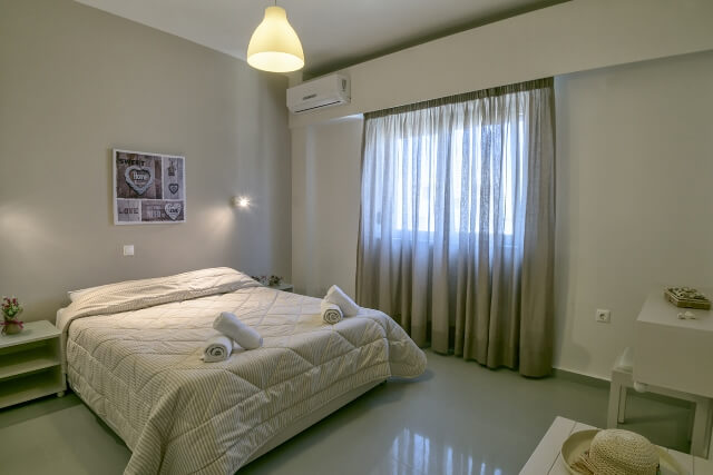 Apartman 4 főnek Kréta
