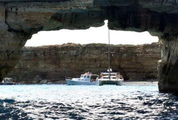 Hajókirándulás Kréta