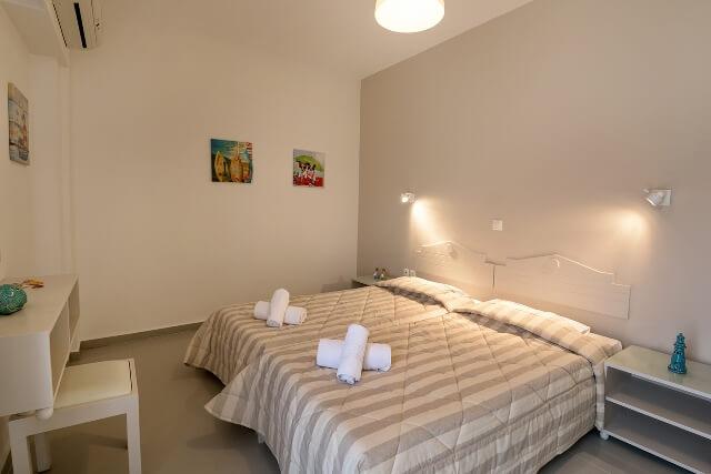 Két szobás apartman Kréta