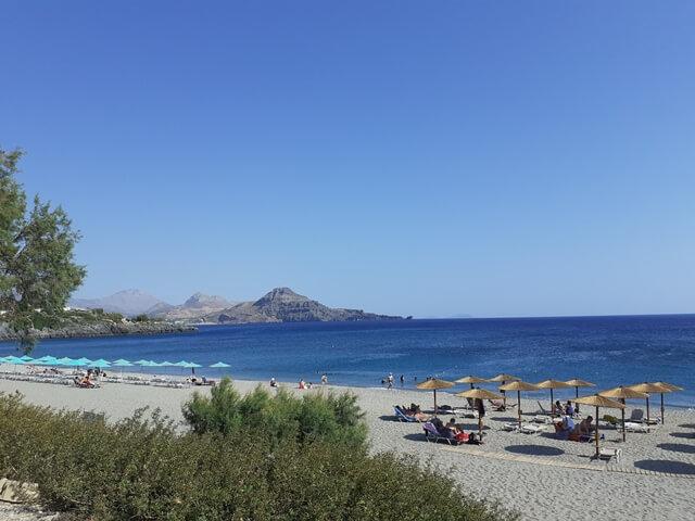 Souda Kréta strand