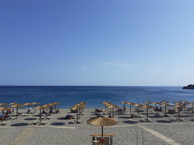 Souda strand Kréta
