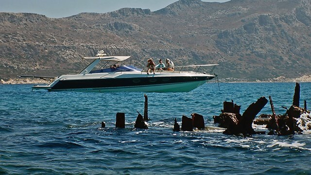 Kréta Balos hajó