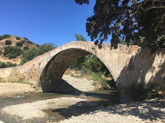 Kréta Preveli híd